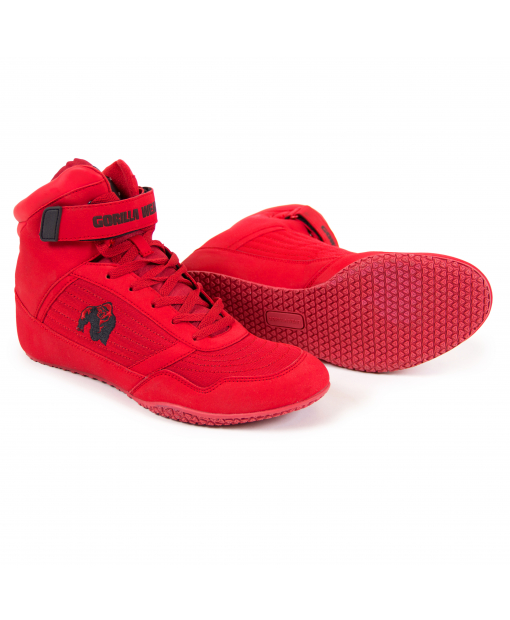 Кроссовки Gorilla Wear High Tops Red