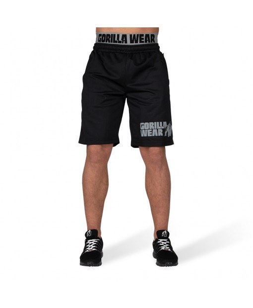 Шорты California Mesh Shorts Black/Grey