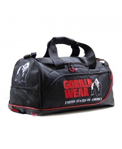 Сумка Jerome Gym Bag Black/Red