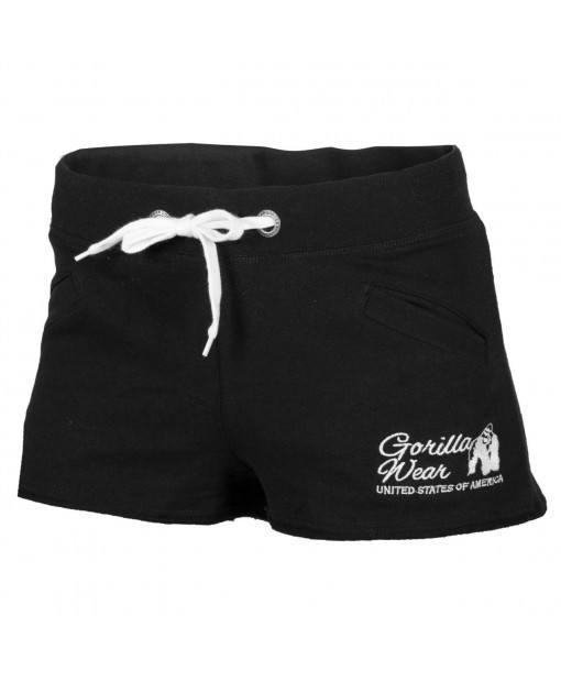 Шорты Women's New Jersey Sweat Shorts Black