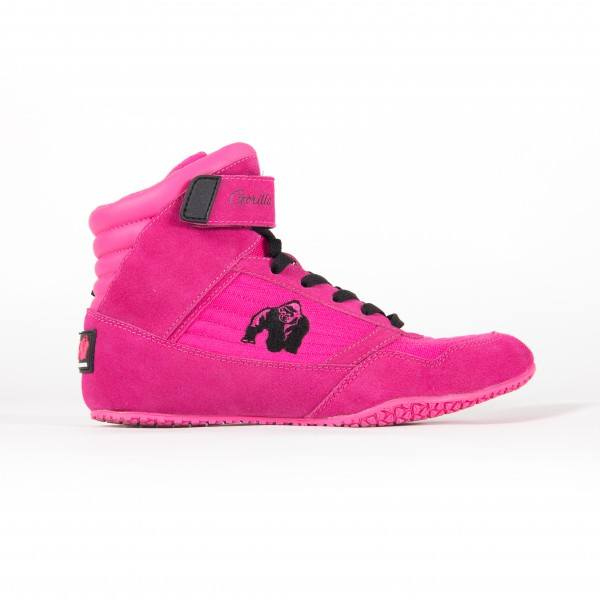 Кроссовки Gorilla Wear High tops Pink