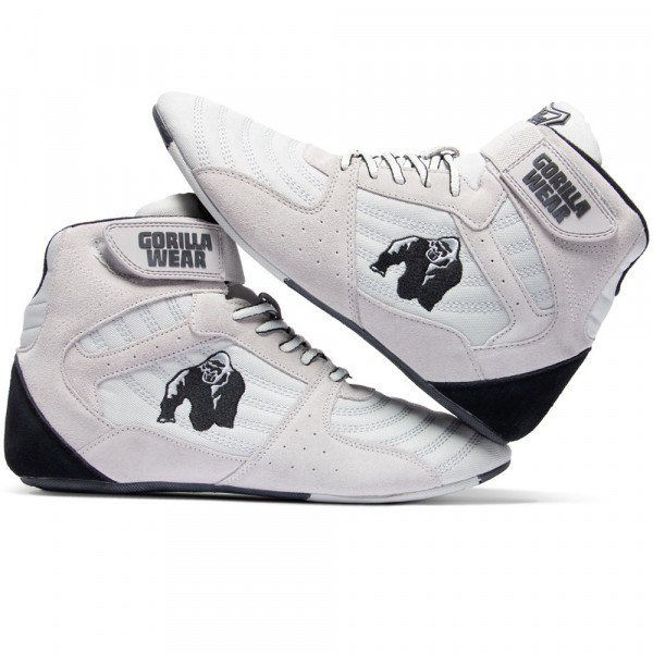 Кроссовки Perry High Tops Pro - White