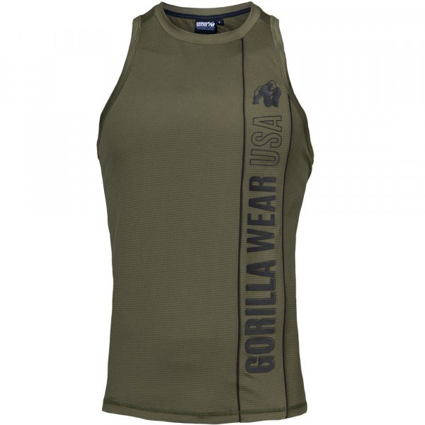 Безрукавка Branson Tank Top  Army Green/Black