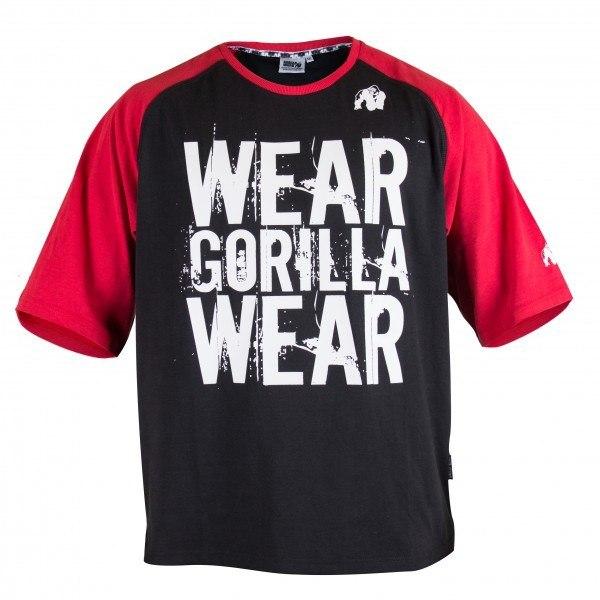 Футболка Colorado Oversized T-Shirt Black/Red