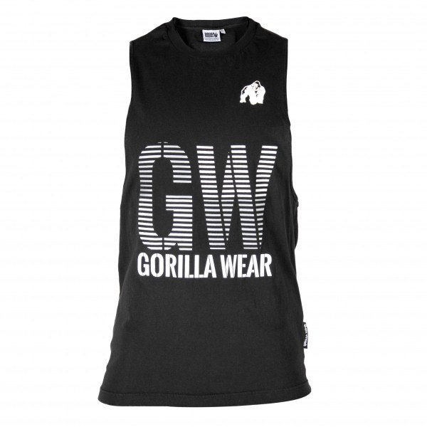 Футболка Dakota Sleeveless T-Shirt Black