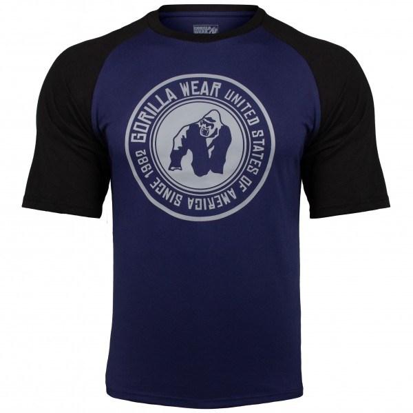 Футболка Texas T-Shirt Navy/Black