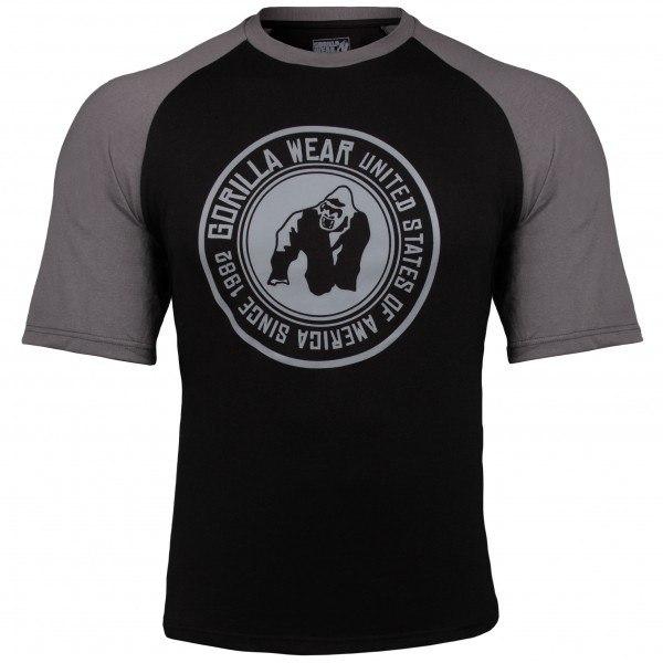 Футболка Texas T-shirt Black/Dark Gray
