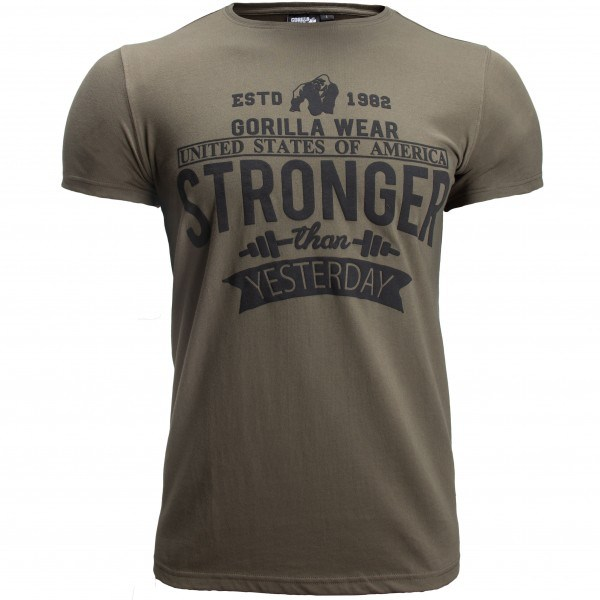 Футболка Hobbs T-shirt Army Green