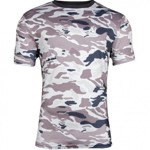 Футболка Kansas T-shirt Beige Camo