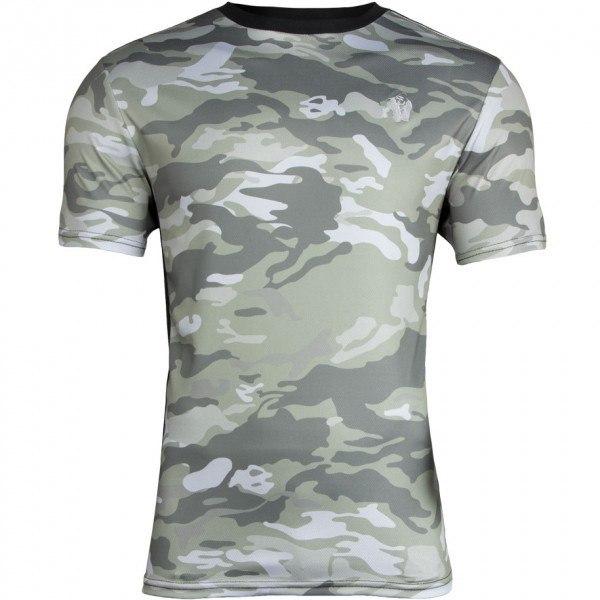Футболка Kansas T-shirt - Army Green Camo