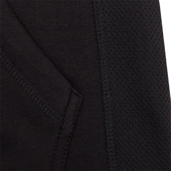 Куртка Bowie Mesh Zipped Hoodie Black4