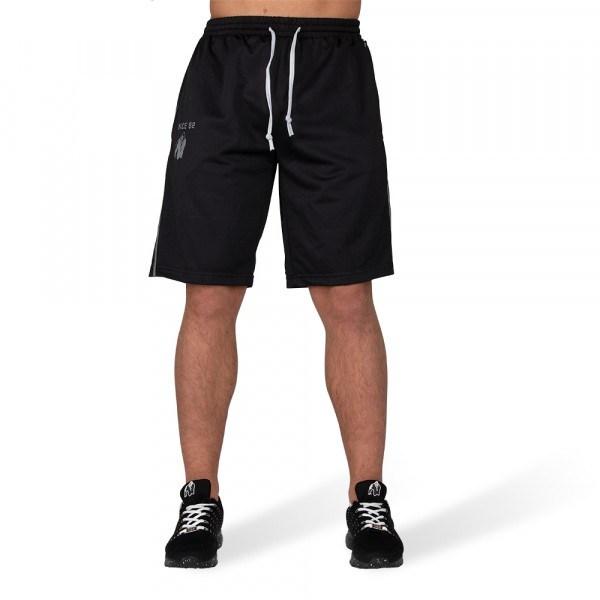 Шорты Functional Mesh Shorts Black/Red
