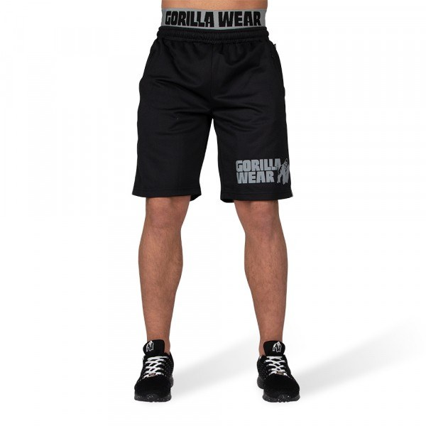 Шорты California Mesh Shorts Black/Grey