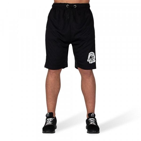 Шорты GW Athlete Oversized Shorts Black