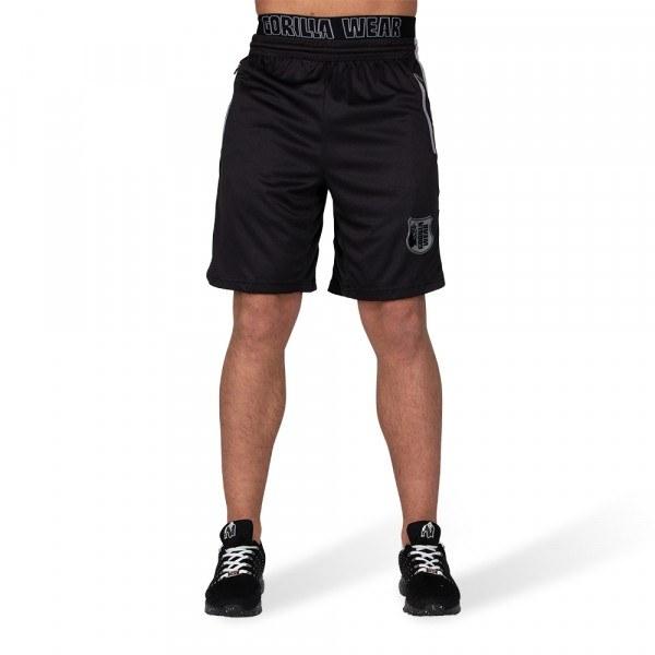 Шорты Shelby Shorts Black/Gray