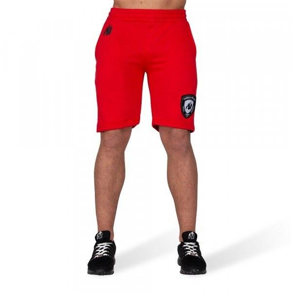 Шорты Los Angeles Sweat Shorts Red