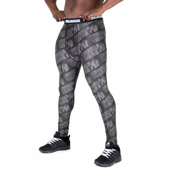 San Jose Men's Tights Black/Gray