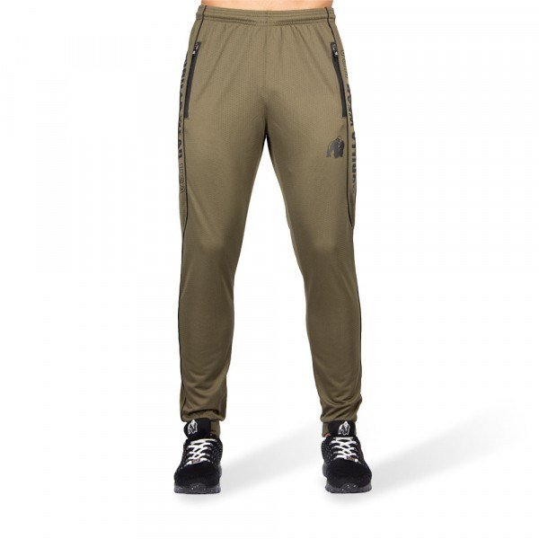 Брюки Branson Pants Army GreenBlack