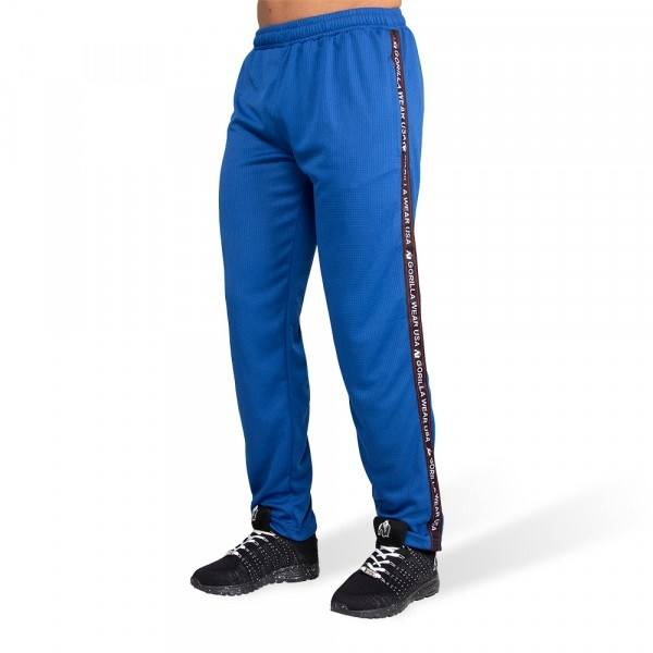 Брюки Reydon Mesh Pants Blue