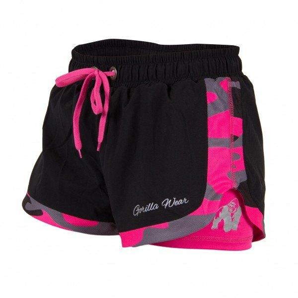 Шорты Denver Shorts Black/Pink
