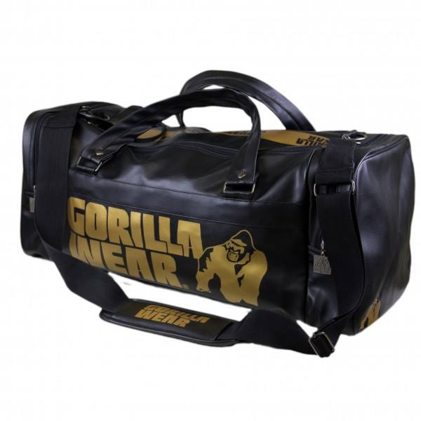 Сумка Gym Bag Gold Edition Black