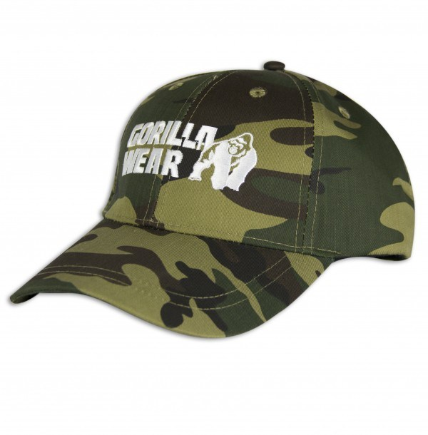 Camouflage Cap Green Camo