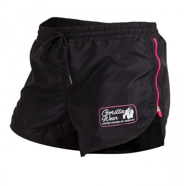 Шорты Women's New Mexico Cardio Shorts Black/Pink