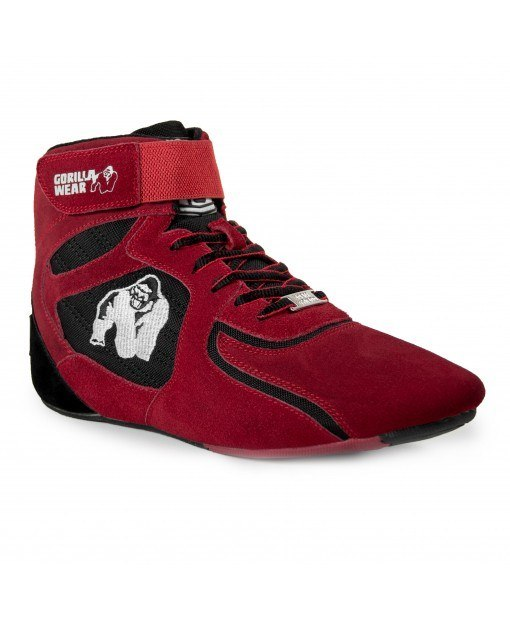 Кроссовки Chicago High Tops Red/Black