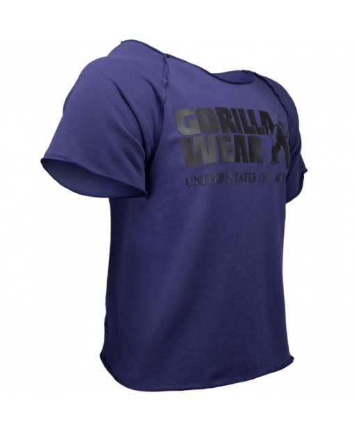 Футболка Classic Work Out Top Navy