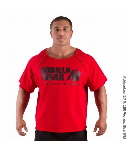 Футболка Classic Work Out Top Red