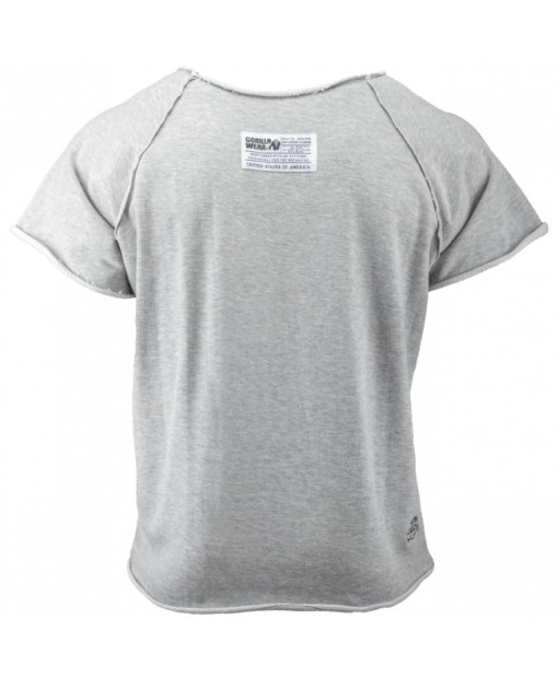 Футболка Classic Work Out Top Gray