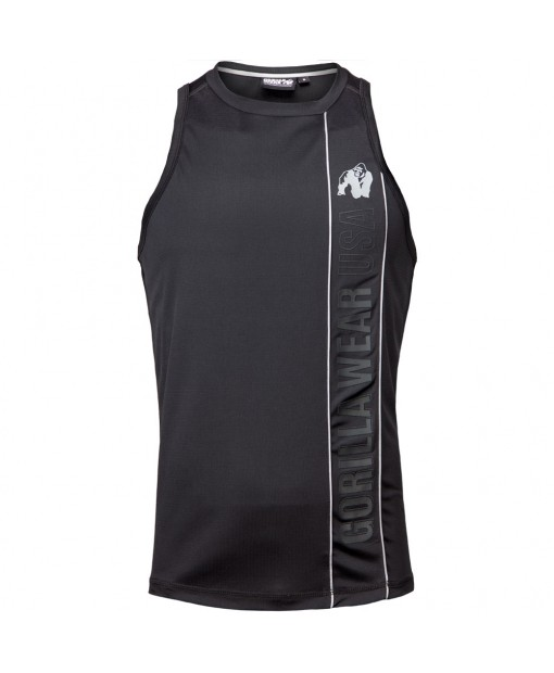 Безрукавка Branson Tank Top Black/Gray