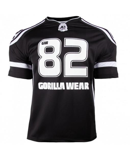 Футболка GW Athlete Black/White