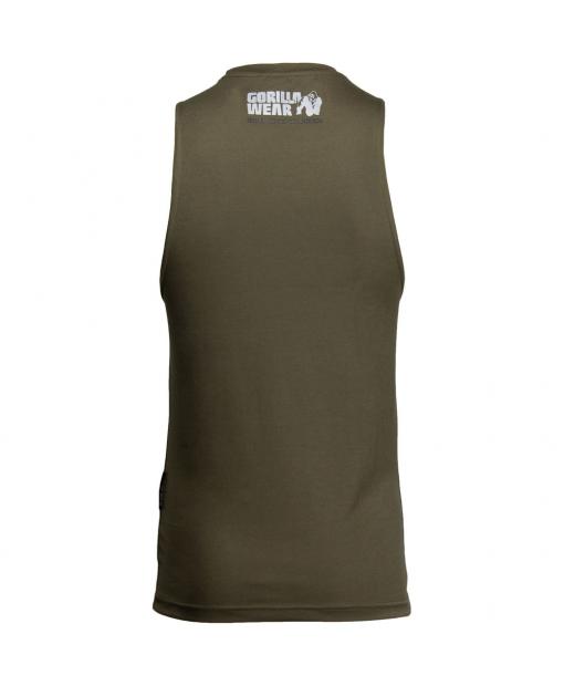 Футболка Dakota Sleeveless T-shirt Army Green