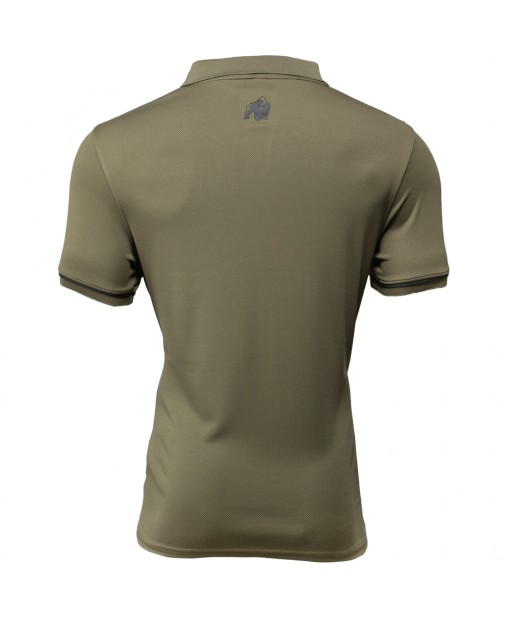 Футболка Forbes Polo - Army Green