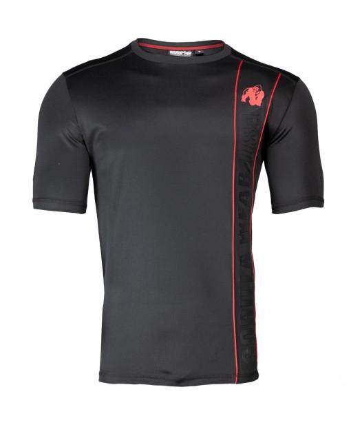 Футболка Branson T-shirt Black/Red