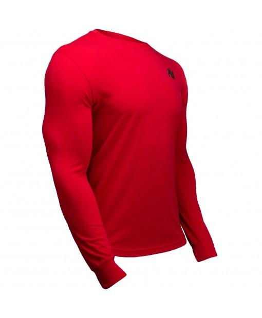 Williams Longsleeve Red
