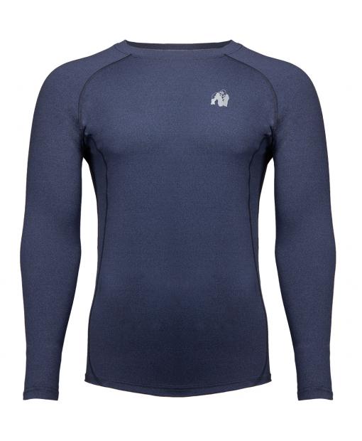 Rentz Long Sleeve - Navy Blue