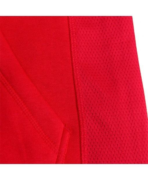 Куртка Bowie Mesh Zipped Hoodie Red
