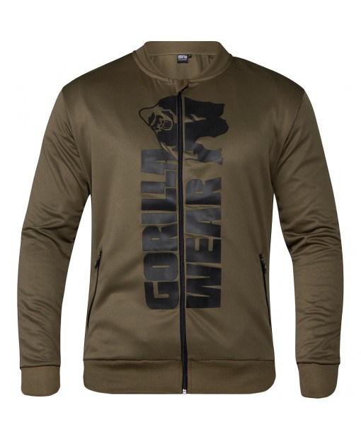 Куртка Ballinger Track Jacket Army Green/Black