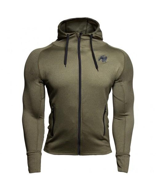 Куртка Bridgeport Zipped Hoodie Army Green