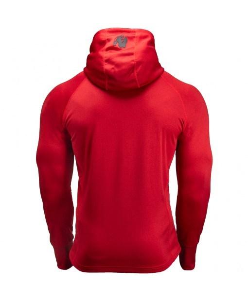 Куртка Bridgeport Zipped Hoodie Red