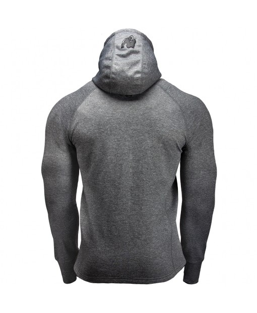 Куртка Bridgeport Zipped Hoodie Dark Gray