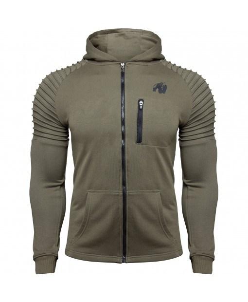 Куртка Delta Hoodie Army Green
