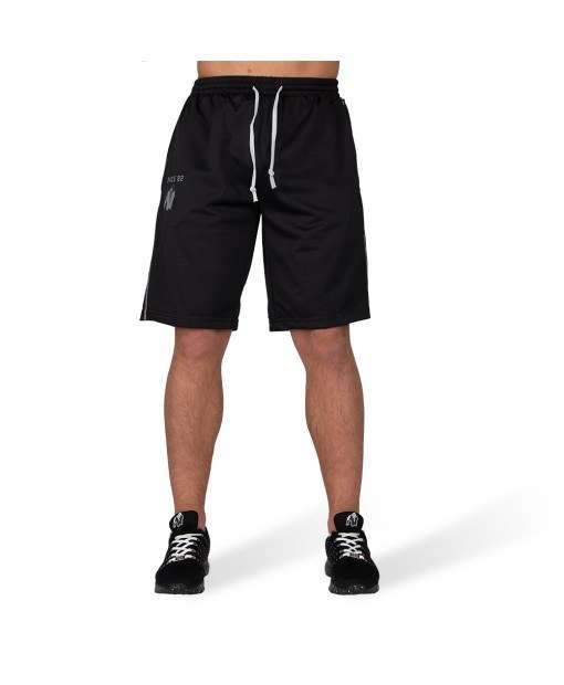 Шорты Functional Mesh Shorts Black/Red