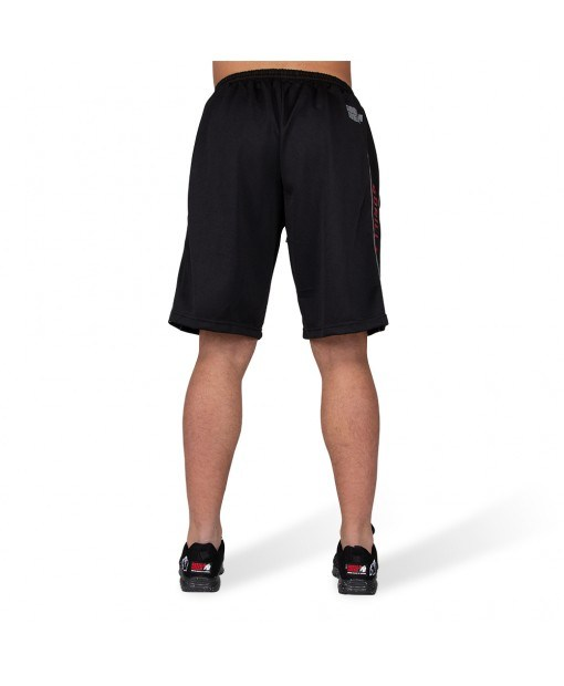 Шорты Functional Mesh Shorts BlackRed