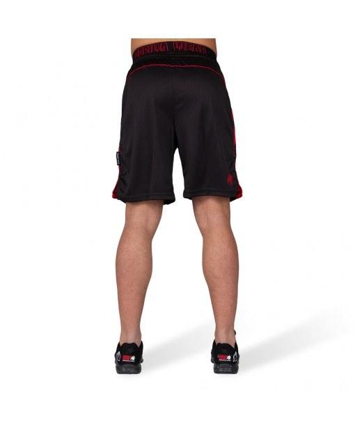 Шорты Shelby Shorts Black/Red