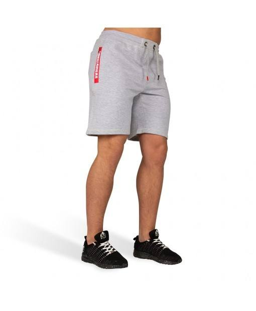 Шорты Pittsburgh Sweat Shorts Gray