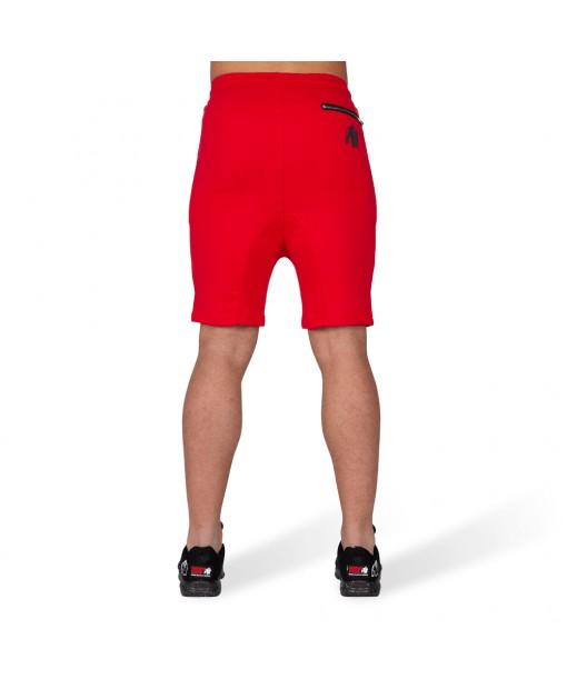 Шорты Alabama Drop Crotch Shorts  Red