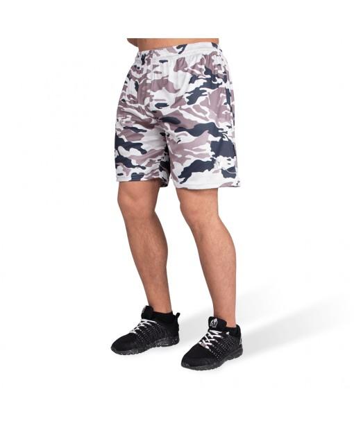 Шорты Kansas Shorts Beige Camo